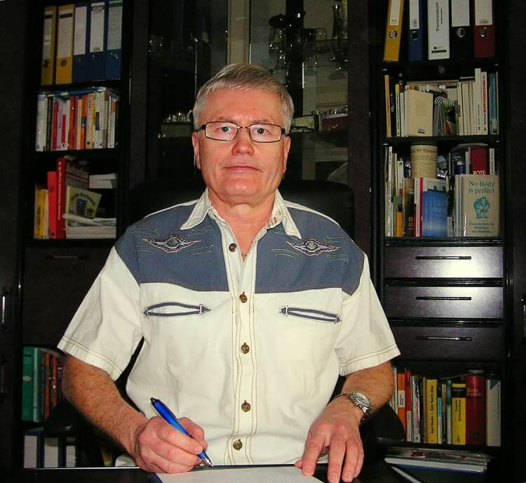 Stephan Schwär Ärztlicher Psychotherapeut Crimmitschau